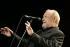 Joe Cocker (1944-2014), chanteur anglais, lors d'un concert. Berlin (Allemagne), Max-Schmeling-Halle, 15 octobre 2007. © Heinrich Engelke / Ullstein Bild / Roger-Viollet