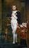 Jacques Louis David (1748-1825). Napoléon Bonaparte (1769-1821), empereur des Français. Washington (Etats-Unis), National Gallery.     © Imagno/Roger-Viollet