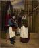 Augusta Lebaron. Coconut milk seller, 1843. Paris, musée Carnavalet.    © Musée Carnavalet/Roger-Viollet