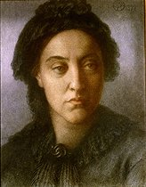 December 29, 1894 (125 years ago) : Death of Christina Rossetti (1830-1894), English poetess