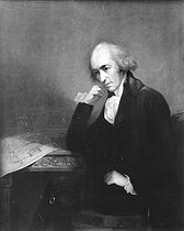 "Carl Fredrik Van Breda (1759-1818). ""James Watt (1736-1819), Scottish engineer"", 1792. London, National portrait gallery.     © Léon et Lévy / Roger-Viollet"