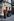 Bistrot à l'angle de la rue des Solitaires et de la rue Arthur-Rozier. Paris (XIXème arr.), 1967. Photographie de Léon Claude Vénézia (1941-2013). © Léon Claude Vénézia/Roger-Viollet