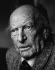 Philippe Soupault (1897-1990), écrivain et poète français. Paris, 1987. Photographie de Horst Tappe (1938-2005). © Fondation Horst Tappe / KEYSTONE Suisse / Roger-Viollet