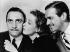 """""""La Coqueluche de Paris"""", film d'Henry Koster. Mischa Auer, Danielle Darrieux et Douglas Fairbanks Jr. Etats-Unis, 1938. © Ullstein Bild/Roger-Viollet"""