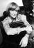 Françoise Sagan (1935-2004), écrivain français.  © Jean-Régis Roustan / Roger-Viollet