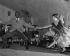 """Gandhi"" (Alexandre Nicolas Gormis) and Renée Janvier. Rock'n'Roll. Paris, 1956. © Bernard Lipnitzki / Roger-Viollet"