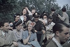 World War II. Crowd celebrating the liberation on the Champs-Elysées. Paris, August 1944. Photograph by André Zucca (1897-1973). Bibliothèque historique de la Ville de Paris. © André Zucca / BHVP / Roger-Viollet