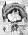 Publicité pour les Folies-Bergère (les Craggs, la Loïe Fuller, Goucett, les Hanlon Lees et A. Martens). Gravure d'O. Vide-Riche. 1894. © Roger-Viollet