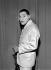 Henri Salvador (1917-2008), chanteur français. Paris, Bobino, décembre 1960. © Studio Lipnitzki/Roger-Viollet