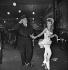 Pierre Doris (1919-2009) and Sophie Daumier (1934-2004), French actors. © Noa / Roger-Viollet
