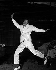 Henri Salvador (1917-2008), chanteur français. Paris, théâtre Daunou. Mai 1955.   © Studio Lipnitzki/Roger-Viollet