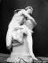 """Charles René de Saint-Marceaux (1845-1915), sculpteur français. """"Génie gardant le secret de la tombe"""". Paris, musée du Luxembourg. © Léopold Mercier / Roger-Viollet"""
