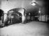Métropolitain de Paris. Ligne Nord-Sud. Couloirs de la gare Saint-Lazare. France, 1910. © Maurice-Louis Branger/Roger-Viollet
