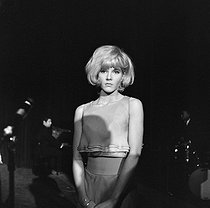 """Cherchez l'idole"", film by Michel Boisrond. Sylvie Vartan. France, on November 27, 1963.  © Alain Adler/Roger-Viollet"