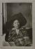 Christabel Pankhurst (1880-1958), suffragette britannique. Septembre 1912. © Maurice-Louis Branger / Roger-Viollet