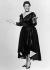 Ella Fitzgerald (1917-1996), chanteuse de jazz américaine. © Ullstein Bild/Roger-Viollet