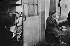 Tea time. London (England), 1958. © Jean Mounicq/Roger-Viollet
