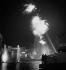 1937 World Fair in Paris. Rockets. © Pierre Jahan/Roger-Viollet