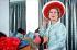 Margaret Thatcher (1925-2013), femme politique britannique. Angleterre, 7 février 1971. © TopFoto / Roger-Viollet