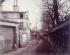 Maison de Balzac, 24 rue Berton. Paris (XVIème arrondissement), mars 1922. Photographie d'Eugène Atget (1857-1927). Paris, musée Carnavalet. © Eugène Atget / Musée Carnavalet / Roger-Viollet
