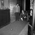 Henri Salvador et Eddie Barclay jouant aux boules. Paris, Club Saint-Hilaire, 1962.   © Noa / Roger-Viollet