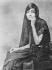 Indira Gandhi (1917-1984), fille de Jawâharlâl Nehru (1889-1964), homme d'Etat indien. © LAPI/Roger-Viollet