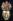 Parure funéraire féminine : masque et couronne à ailettes. Chine, époque Lio. Bronze doré, XI-XIIème siècles. Paris, musée Cernuschi.  © Philippe Ladet/Musée Cernuschi/Roger-Viollet