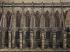 """Auguste Cardinal. """"Cathédrale Notre-Dame de Paris"""". Carton-pâte, bois polychrome, blanc et ocre. 1847. Paris, musée Carnavalet. © Eric Emo / Musée Carnavalet / Roger-Viollet"""