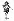 """""""Apollon"""" dansé par Louis XIV, personnage du ballet des """"Fêtes de Bacchus"""" donné en 1651. Dessin, B.N.F. © Roger-Viollet"""