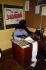 """Dans les locaux de """"Gazeta"""", journal de Solidarnosc. Varsovie (Pologne), 1989.      © Roger-Viollet"""