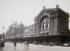 Gare du Nord prise du 40 de la rue Saint-Quentin. Paris (Xème arr.). Photographie de Charles Lansiaux (1855-1939). Paris, musée Carnavalet. © Charles Lansiaux/Musée Carnavalet/Roger-Viollet