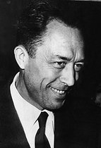 January 4, 1960: (60 years ago) Death of Albert Camus (1913-1960), French novelist and philosopher, during a road accident