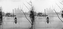 Paris. Floods of 1910. © Roger-Viollet