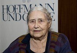 Doris Lessing (1919-2013), romancière britannique. 3 octobre 2007. © Ullstein Bild/Roger-Viollet