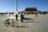 La place Tian'Anmen. Pékin (Chine), 1973.   © Jacques Cuinières / Roger-Viollet