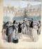 """Herman Vogel. """"Victor Hugo plante l'arbre de la Liberté sur la Place Royale en 1848"""". Paris, Maison de Victor Hugo. © Maisons de Victor Hugo/Roger-Viollet"""