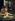 """Angelo Morbelli (1853-1919). """"Autoportrait dans le miroir"""". Huile sur toile, 1901. Collection privée. © Alinari / Roger-Viollet"""