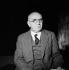 Paul Claudel (1868-1955), écrivain et diplomate français, 1937. © Boris Lipnitzki / Roger-Viollet