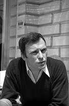Jean-Louis Trintignant (born in 1930), French actor. France, 1964. © Noa / Roger-Viollet
