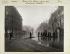 Floods in Paris. Boulevard Diderot (XIIth arrondissement). Anonymous photograph (Criminal Records Office). January 1910. Paris, musée Carnavalet. © Musée Carnavalet/Roger-Viollet