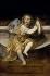 "Titien (v.1485/1488-1576). ""Ange au tambourin"", 1510-1576. Rome (Italie), galerie Doria-Pamphilj. © Alinari/Roger-Viollet"