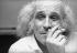 Léo Ferré (1916-1993), chanteur et compositeur français. © Geneviève Van Haecke / Roger-Viollet