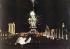 Paris, World Fair of 1937. Fireworks fired from the Palais de Chaillot.  © Roger-Viollet