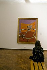 "Francis Bacon (1909-1992). ""D'après Muybridge"". Amsterdam (Pays-Bas), Stedelijk Museum. 1991. © Bernard Lipnitzki / Roger-Viollet"