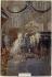"""Edmond Allouard (né au XIXème siècle). """"Funérailles de Félix Faure (1841-1899) à Notre-Dame de Paris, 1899"""". Dessin. Paris, musée Carnavalet. © Musée Carnavalet / Roger-Viollet"""