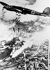 Guerre 1939-1945. Pologne. Bombardement de Varsovie. Bombardier Heinkel HE 111 P.  Septembre 1939.    © Roger-Viollet
