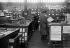Russian printing house. The type-bed. Paris, 1927. © Boris Lipnitzki/Roger-Viollet