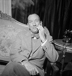 Noël Coward (1899-1973), écrivain anglais. Paris, 1948. © Boris Lipnitzki / Roger-Viollet