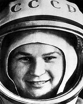 June 16, 1963 (55 years ago) : Valentina Tereshkova (born on 1937), Soviet cosmonaut, becomes the first woman to go into space © Ullstein Bild/Roger-Viollet