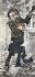 Jean Jaurès (1859-1914), French politician. Satirical cartoon by E. Miller. © Roger-Viollet